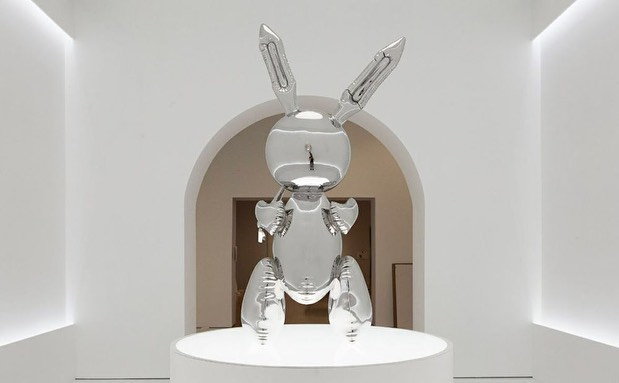 """When reading the weekend newspaper supplement, I read something very interesting.  Did you know that the record for the highest pricepaid at auction for a living artist, is for a rabbit sculpture named """"Rabbit""""? Well.. of course it is!  The shiny, stainless steel rabbit made headlines in the art world after itwas sold for USD$91.1 million at Christie's in May.  The man behind """"Rabbit"""" is made by American artist Jeffrey Koons who has made many other famous contemporary art works. """"Rabbit"""" was sold to American billionaire hedge fund manager and avid art collector Steven Cohen.  With a rabbit sculpture in his possession, it seems like Steven just got a bit richer."""