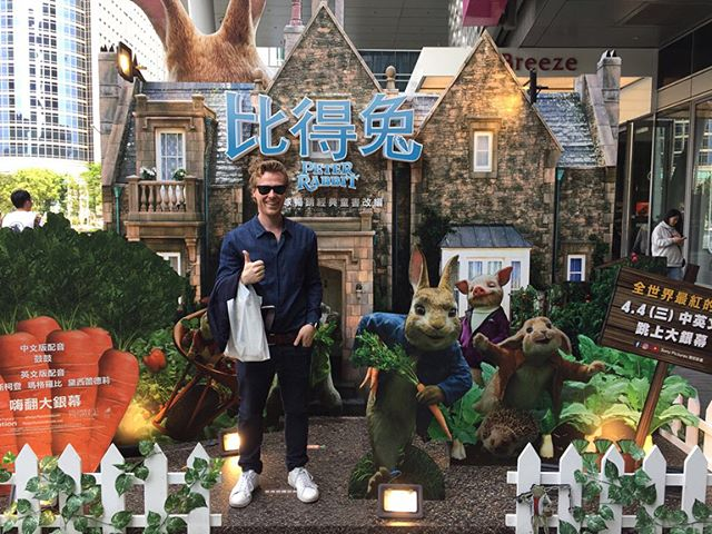 Earlier this year, a new reimagined adaptation of Peter Rabbit went up on the silver screen. When I first saw the trailers for it, I was quite worried that Columbia Pictures under the helm of writer and director Will Gluck would destroy the legacy of the delicate and and finely tuned stories of Beatrix Potter.  Fortunately enough, my worries were unfounded. Sure, the movie is not as elegant as the early 20th century source material, but you couldn't really do that type of movie today I think, at least not for general movie going audiences.  I think the movie pays fair enough tribute to the traditional story of Peter Rabbit and captures the essence of his character, namely the fact that he's a curious and somewhat imprudent young rabbit that gets into trouble.  The new story is continuation of the original Peter Rabbit story, and I must say it did have heart. It is humorous and and showed rabbits in the way I like them to be portrayed, as curious and fearless.  Since Peter Rabbit is the most famous fictional rabbit there is, with the possible exception of Bugs Bunny, I will discuss the classical Peter Rabbit in another post later.  In any case, check out the Peter Rabbit movie if you can. Even though it looks cute, it is not only a children's movie, it is equally much enjoyable as an adult.